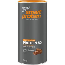 Dextro Energy Smart Protein Drink Powder 750g / 31.08.2021, Double Chocolate